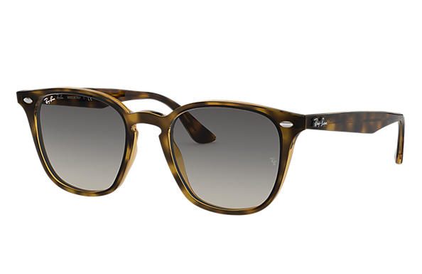 Ray-Ban Sunglasses RB4258 Tortoise with Grey Gradient lens