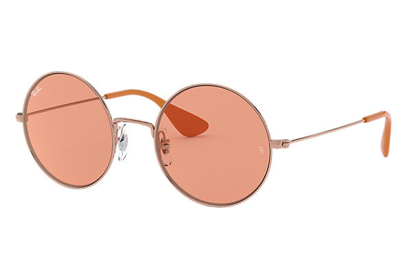 30ea28bd8dcf0 Ray-Ban Ja-jo RB3592 Bronze-Copper - Metal - Orange Lenses ...