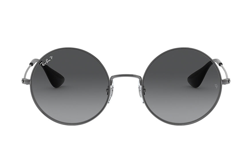 Ray-Ban  sonnenbrillen RB3592 FEMALE 002 ja jo gunmetal 8053672790757