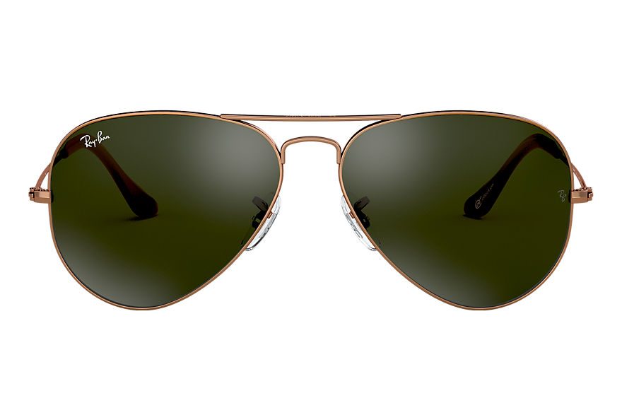 Ray-Ban  sunglasses RB3025 UNISEX 002 aviator online exclusive bronze copper 8053672790948