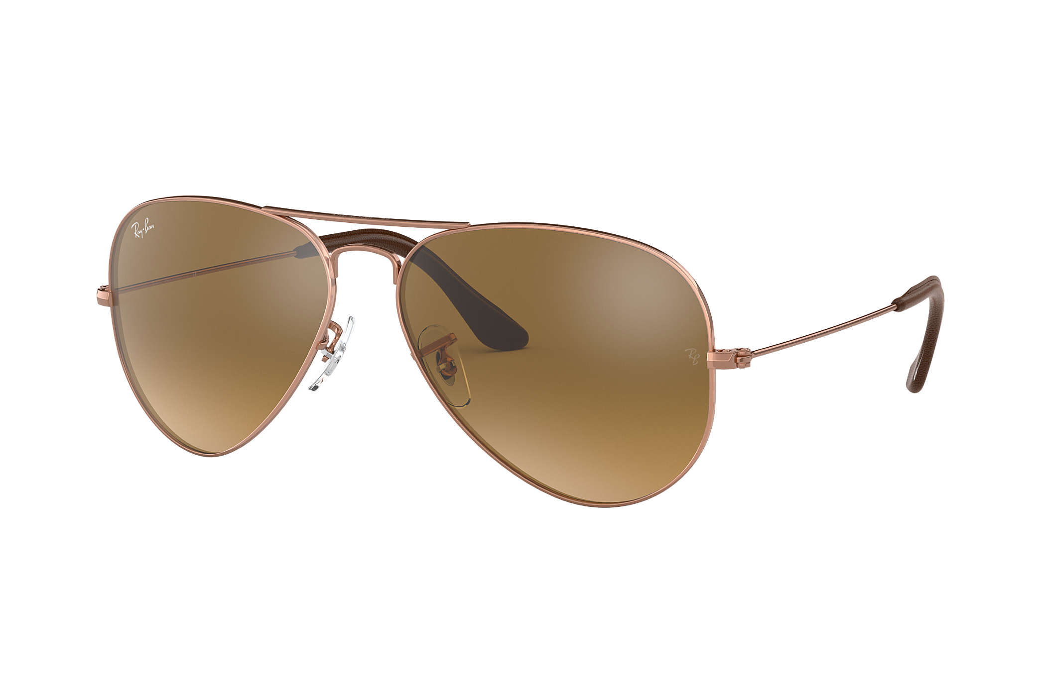 Customize & Personalize Your Ray Ban RB3025 Aviator Large Metal Sunglasses | Ray Ban® USA