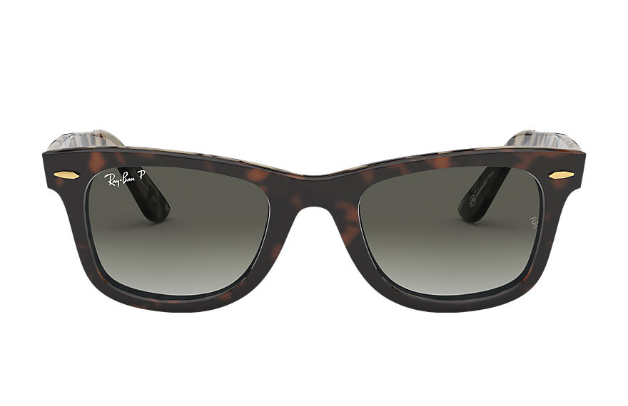 Ray-Ban  sunglasses RB2140 UNISEX 002 original wayfarer online exclusive gloss tortoise 8053672791037