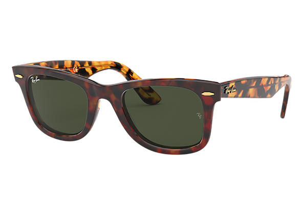 068cbd43ec4 Ray-Ban Original Wayfarer  collection RB2140 Tortoise - Acetate ...