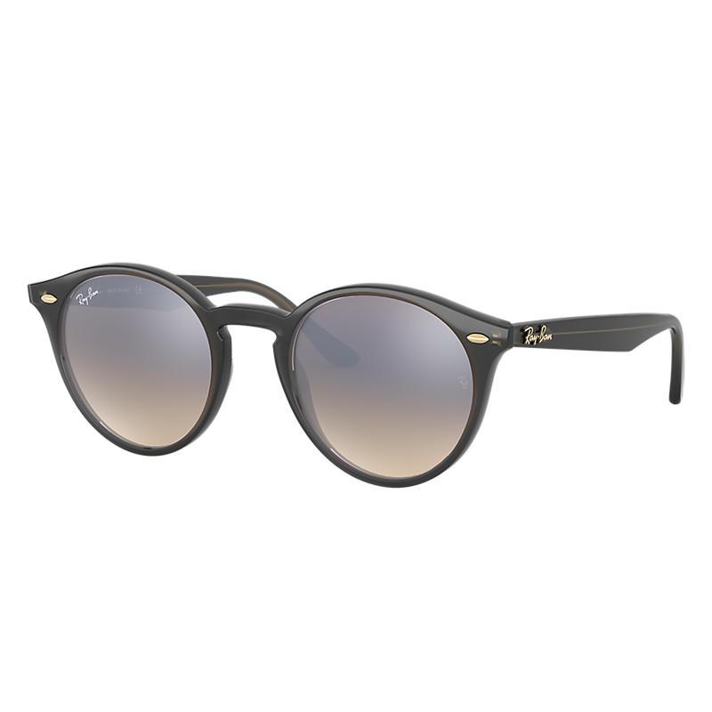 Ray Ban @Collection Grey Sunglasses, Gray Lenses Rb2180
