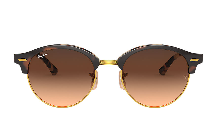 Ray-Ban  gafas de sol RB4246 UNISEX 001 clubround online exclusive brillante tortuga 8053672791198