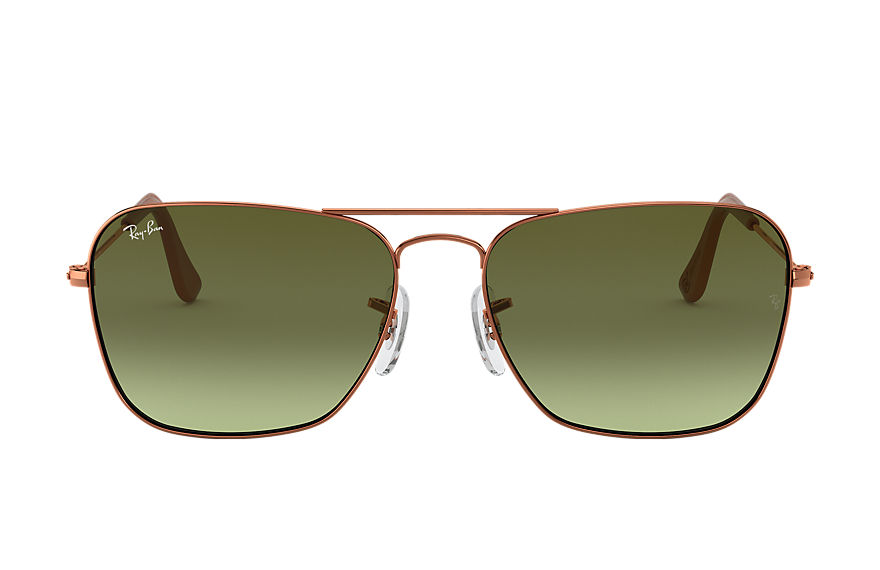 Ray-Ban  sunglasses RB3136 UNISEX 003 caravan online exclusive bronze copper 8053672791341