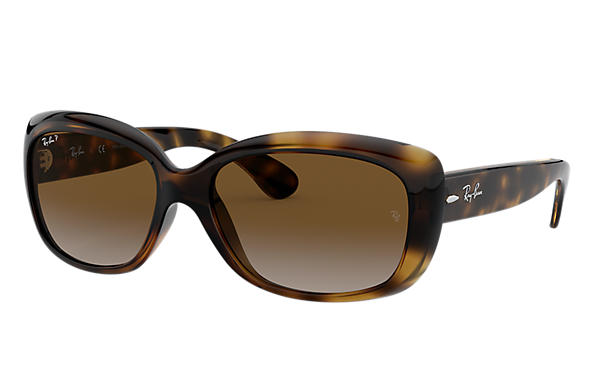 Ray-Ban 0RB4101F-JACKIE OHH 玳瑁啡色 SUN