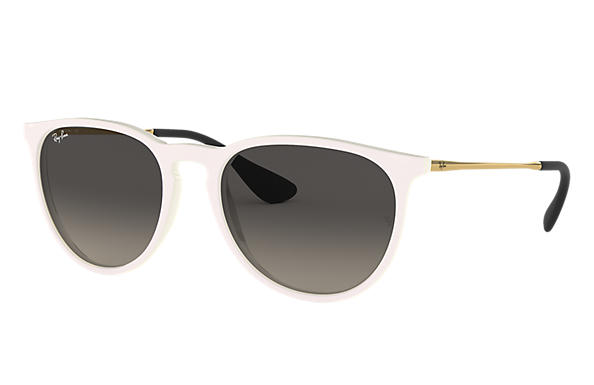 Ray-Ban 0RB4171-ERIKA COLOR MIX Bianco; Oro SUN