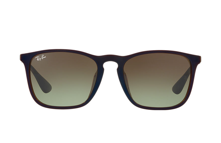 Ray-Ban  sunglasses RB4187F MALE 004 chris 啡色 8053672794540