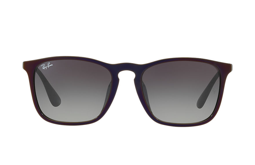 Ray-Ban  sunglasses RB4187F MALE 002 chris 黑色 8053672794557