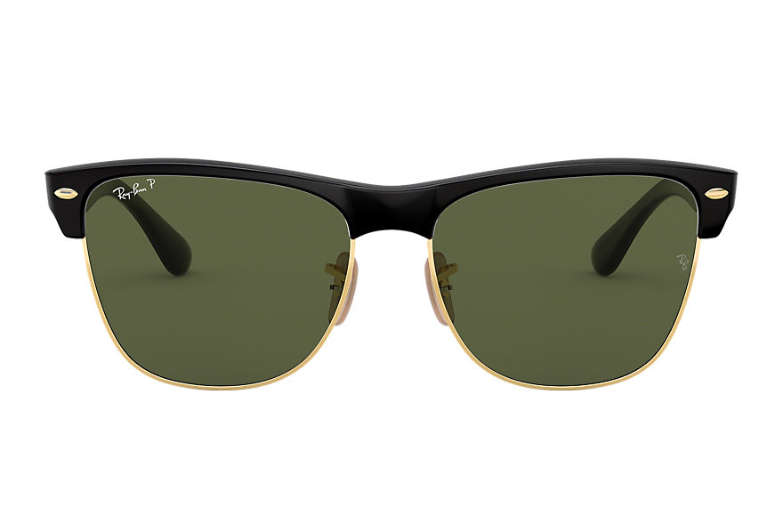 Ray-Ban  sunglasses RB4175 MALE 001 clubmaster oversized zwart 8053672795677