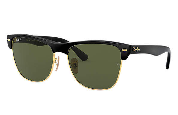 Ray-Ban 0RB4175-CLUBMASTER OVERSIZED Noir SUN
