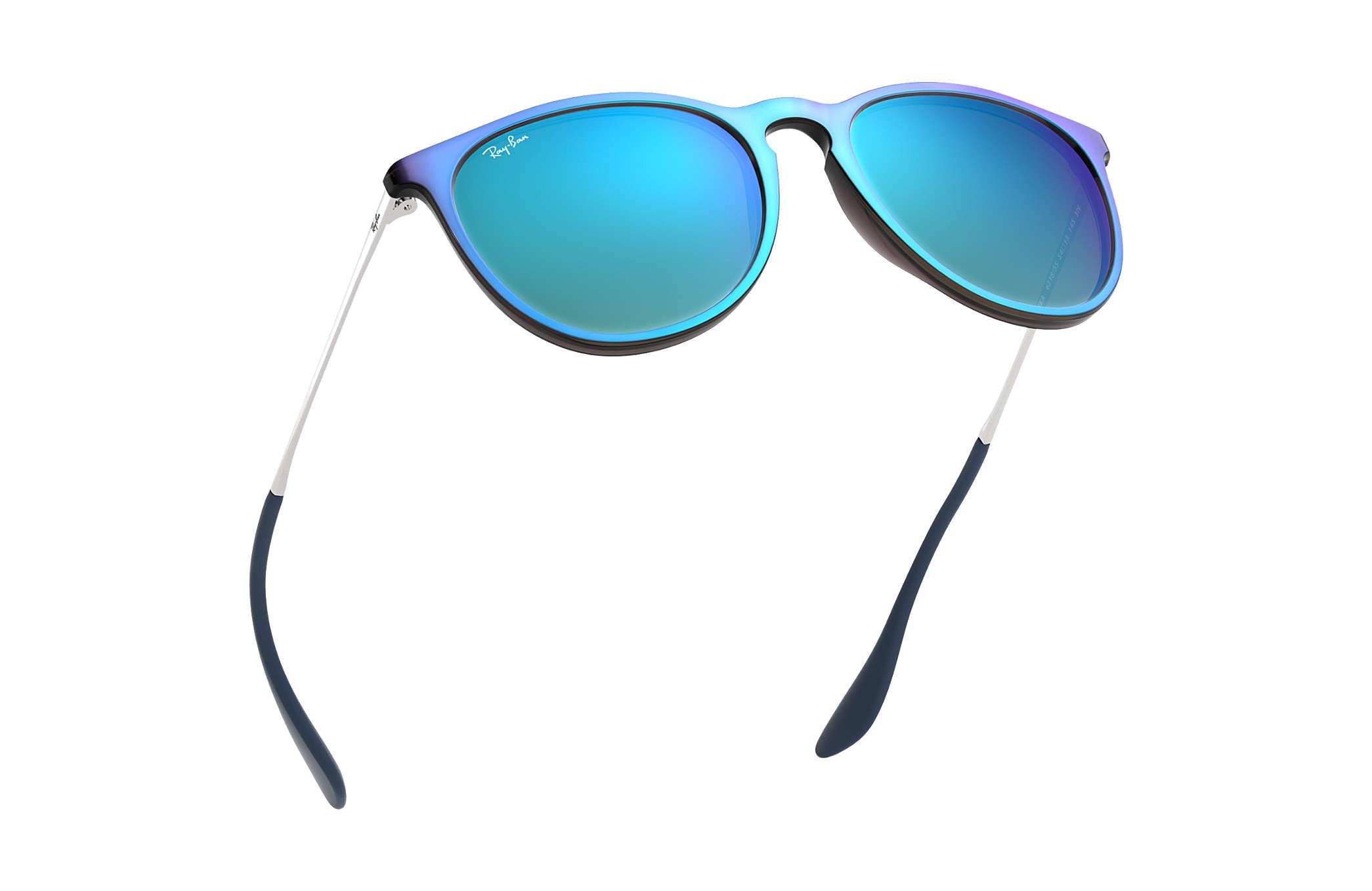 ray ban erika blauw