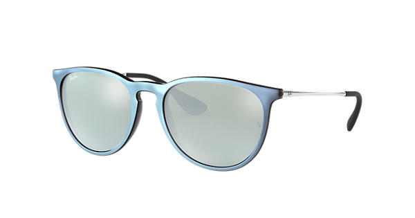 10553916eb Ray-Ban Erika Color Mix RB4171 Grey - Nylon - Silver Lenses -  0RB417163193054