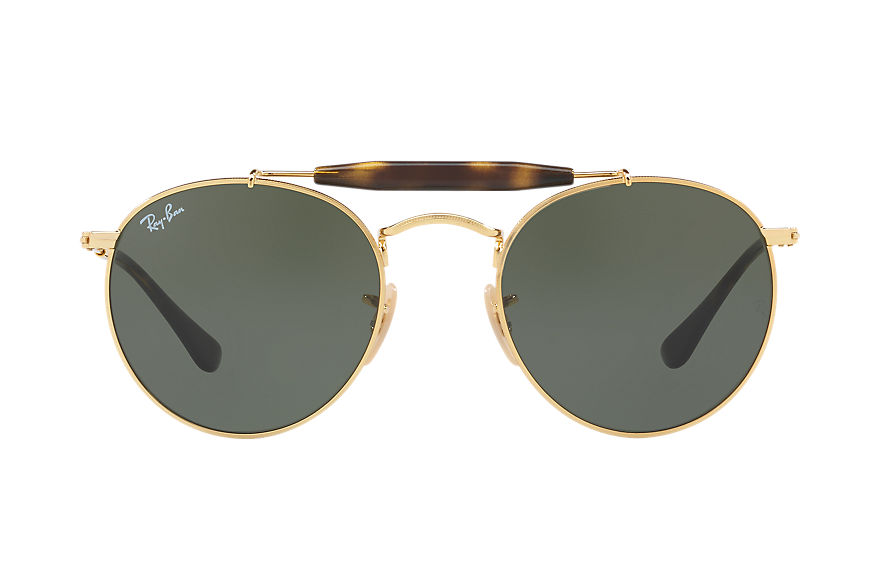 Ray-Ban  sunglasses RB3747 UNISEX 004 rb3747 gold 8053672797114