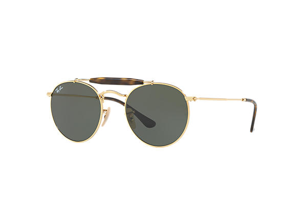 Ray-Ban 0RB3747-RB3747 Gold SUN