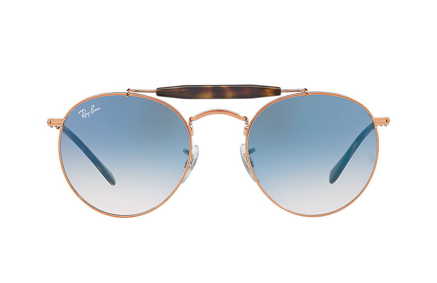 Ray-Ban  sunglasses RB3747 UNISEX 005 rb3747 bronze copper 8053672797121