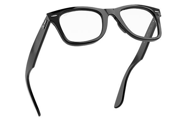 Occhiali da vista Ray Ban Wayfarer Ease Optics RB4340V Nero