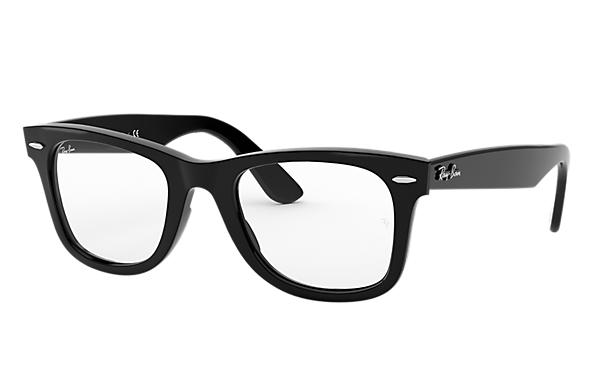 Ray-Ban 0RX4340V-WAYFARER EASE OPTICS Black OPTICAL