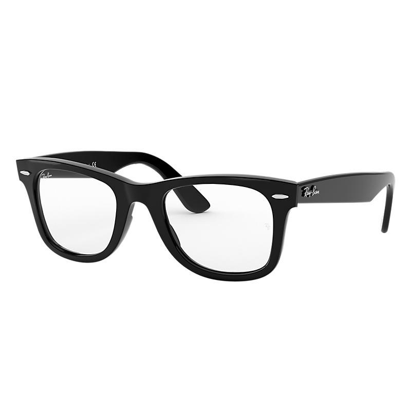 Image of Ray-Ban Black Eyeglasses - Rb4340v