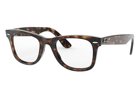 Ray-Ban 0RX4340V-WAYFARER EASE OPTICS Tortoise OPTICAL