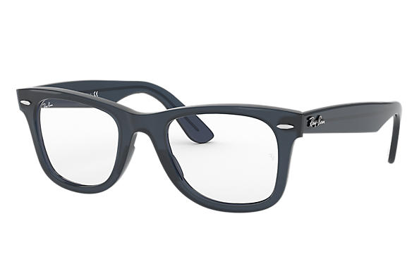 Ray-Ban Eyeglasses WAYFARER EASE OPTICS Blue