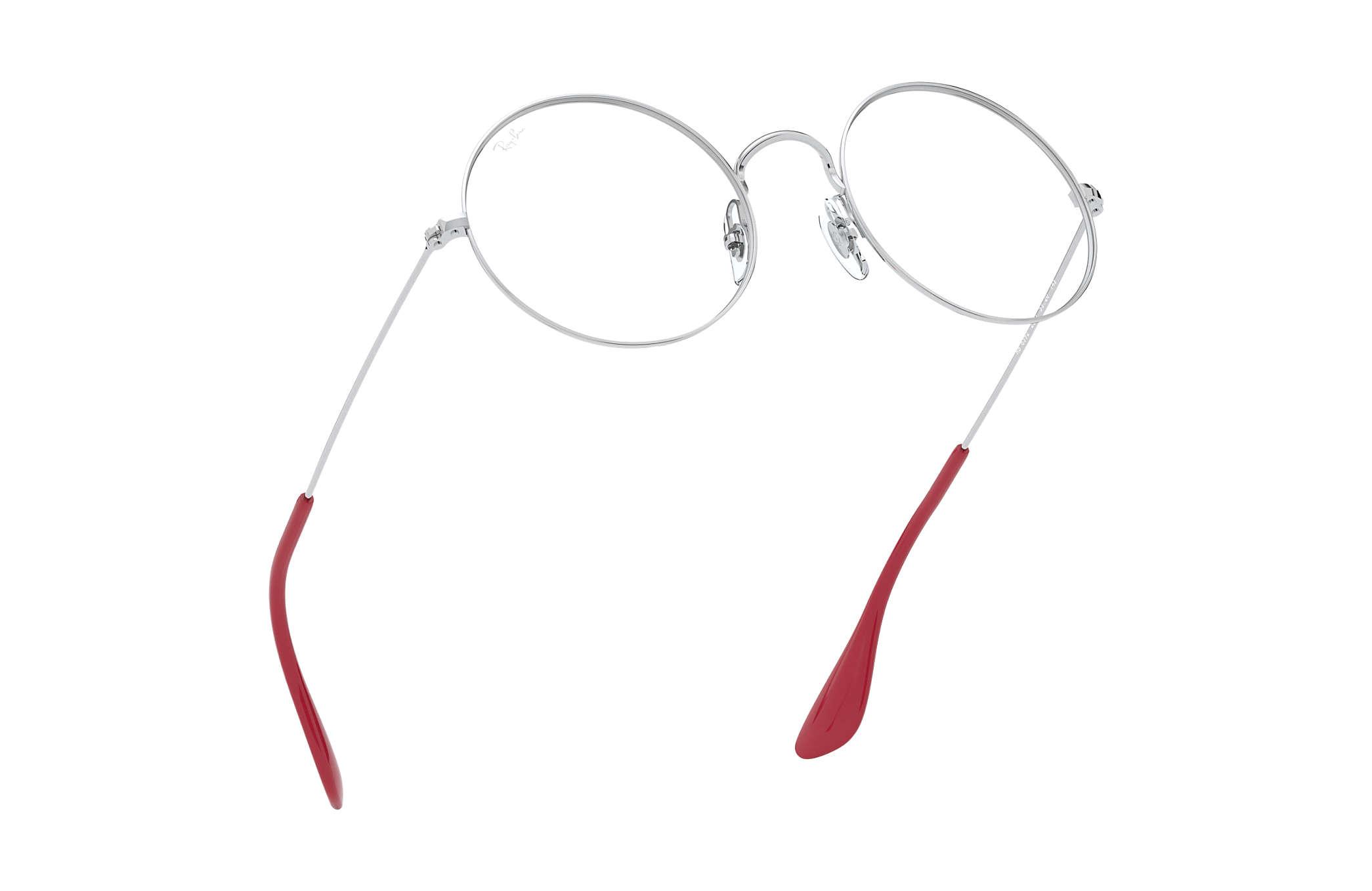 c8c4271d180f0 Ray-Ban prescription glasses Ja-jo Optics RB6392 Silver - Metal ...