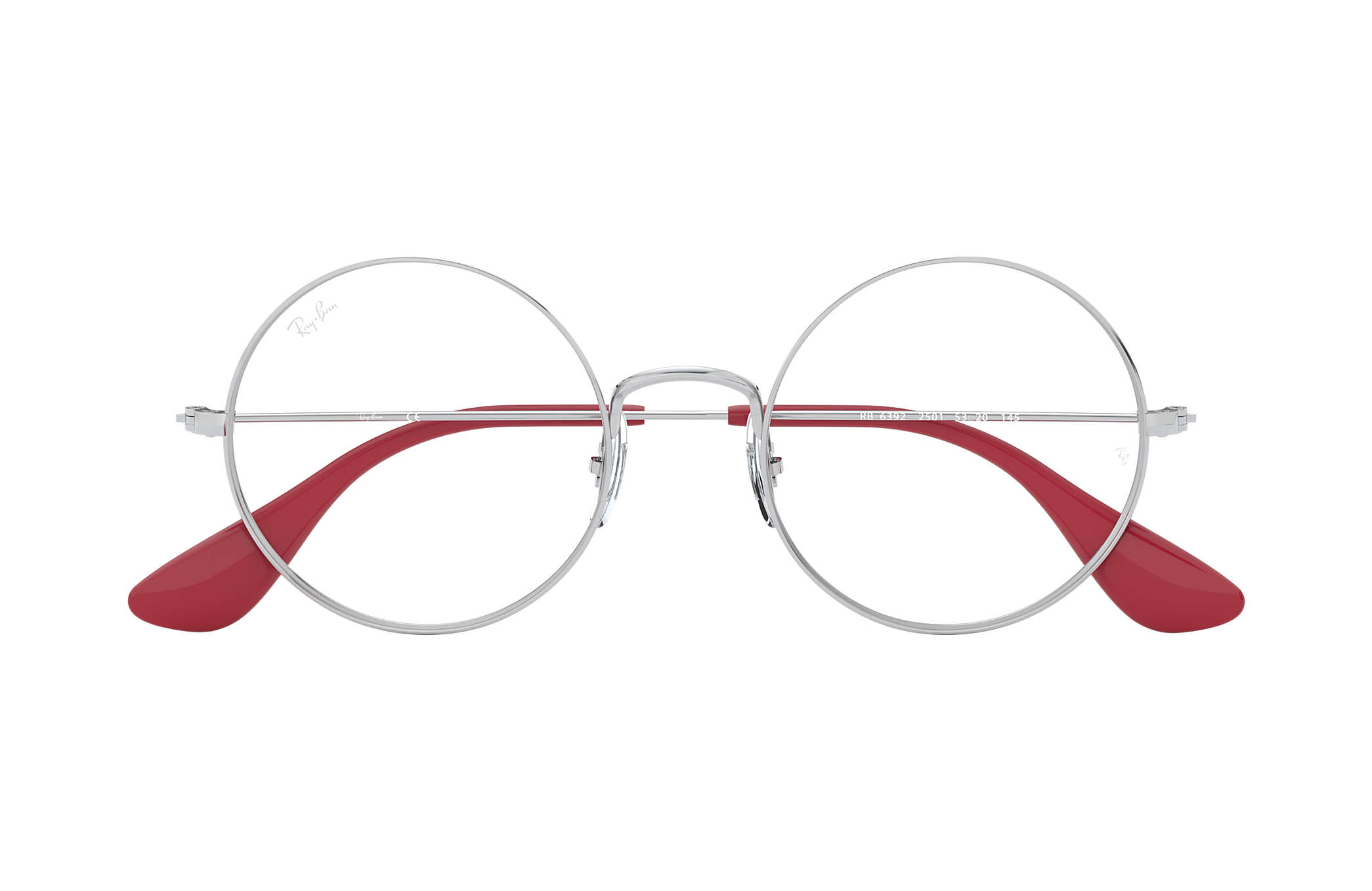 f702be863c0 Ray-Ban prescription glasses Ja-jo Optics RB6392 Silver - Metal ...
