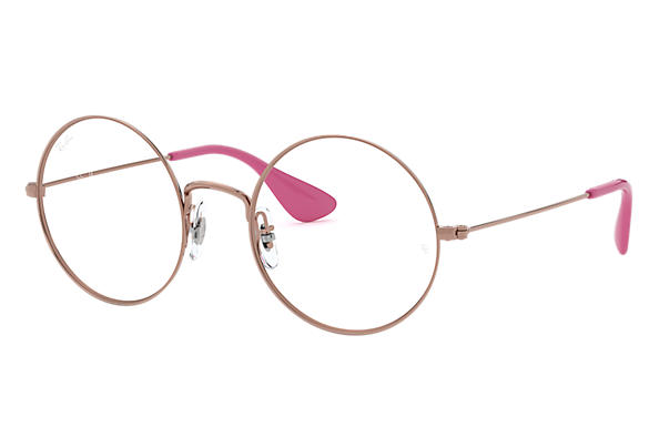 0122682f00 Ray-Ban eyeglasses Ja-jo Optics RB6392 Gold - Metal - 0RX6392250053 ...