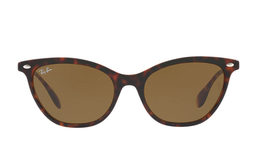 Ray-Ban Sunglasses RB4360 Tortoise with Brown Classic lens