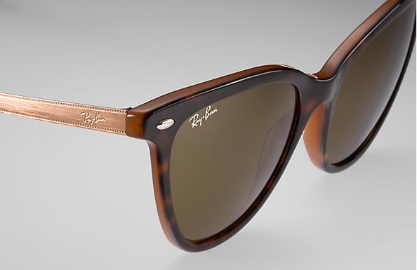 6d97c4392f Ray-Ban RB4360 Tortoise - Acetate - Brown Lenses - 0RB436012337354 ...