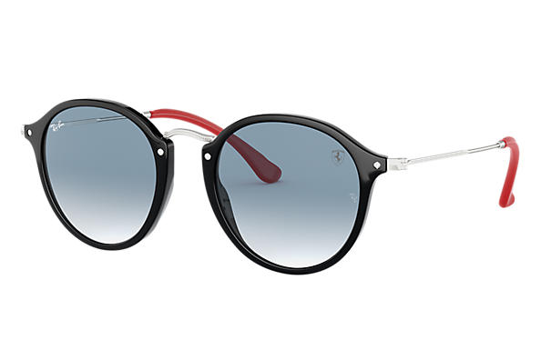 d93a4fb740 Ray-Ban 0RB2447NM-RB2447NM SCUDERIA FERRARI COLLECTION Black  Silver SUN