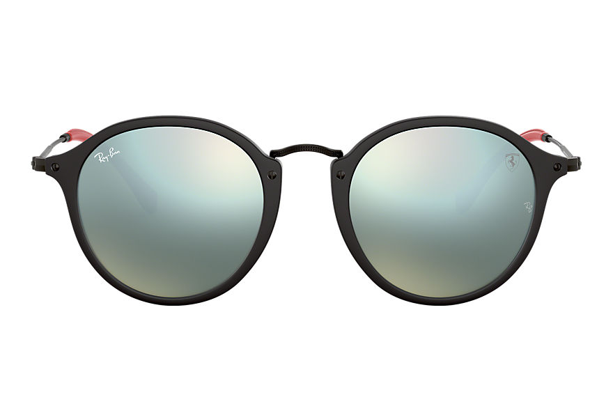 Ray-Ban  sonnenbrillen RB2447NM UNISEX 004 rb2447nm scuderia ferrari collection schwarz 8053672819373