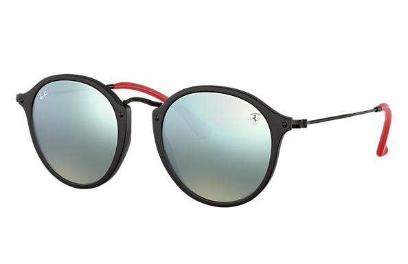 8d29c185b1 Ray-Ban 0RB2447NM-RB2447NM SCUDERIA FERRARI COLLECTION Black SUN ...