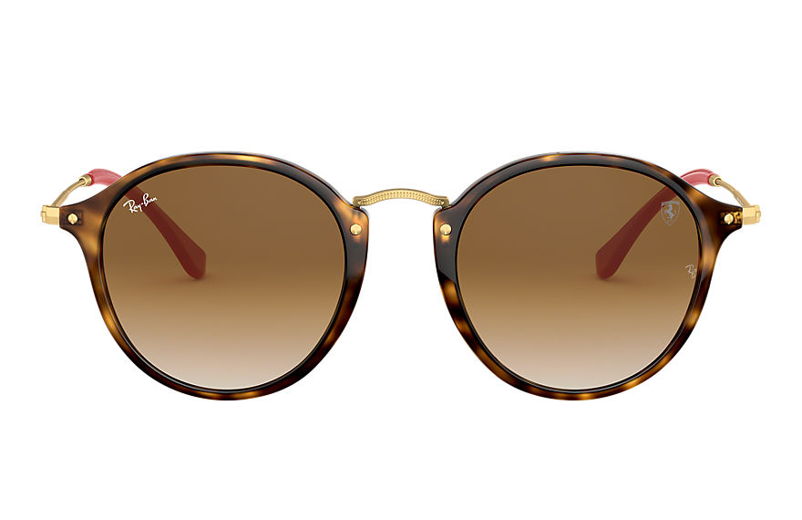 Ray-Ban  sonnenbrillen RB2447NM UNISEX 001 rb2447nm scuderia ferrari collection havana 8053672819397