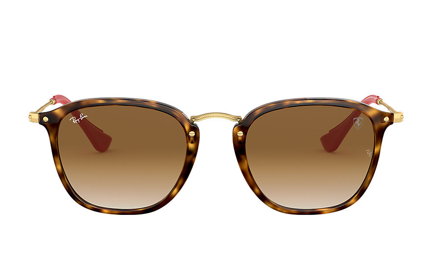Ray-Ban  sonnenbrillen RB2448NM MALE 003 rb2448nm scuderia ferrari collection havana 8053672819410