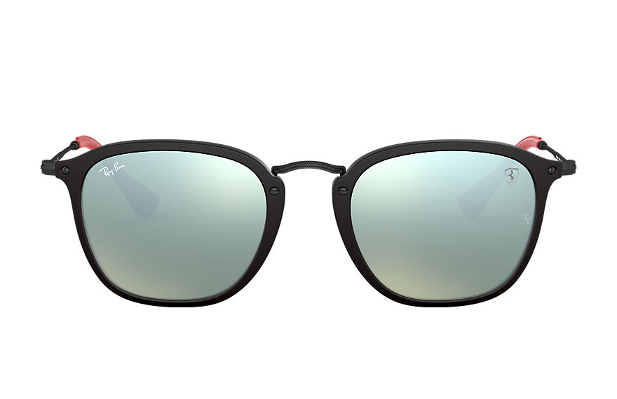 Ray-Ban  sonnenbrillen RB2448NM MALE 004 rb2448nm scuderia ferrari collection schwarz 8053672819427