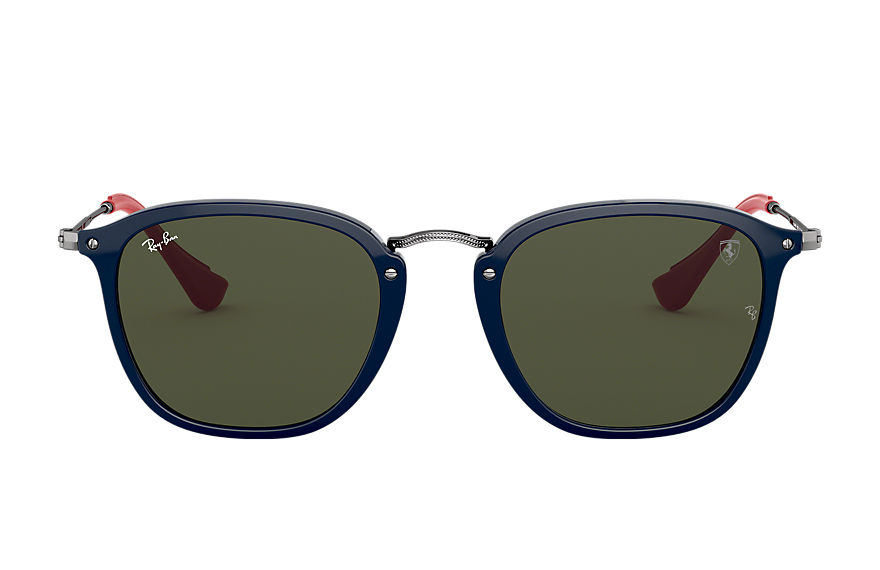 Ray-Ban  sonnenbrillen RB2448NM MALE 002 rb2448nm scuderia ferrari collection blau 8053672819434