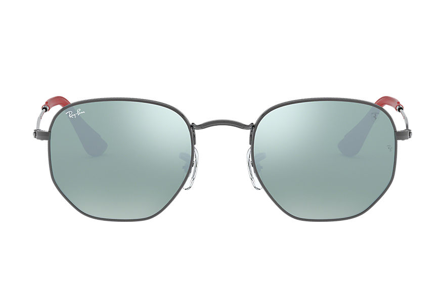 Ray-Ban  sonnenbrillen RB3548NM UNISEX 003 rb3548nm scuderia ferrari collection gunmetal 8053672819519
