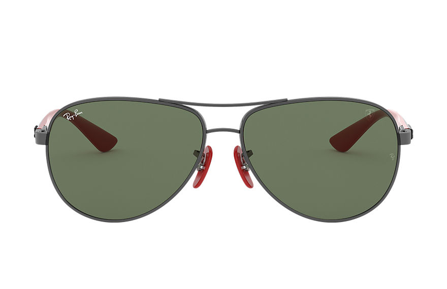 Ray-Ban  sunglasses RB8313M MALE 005 rb8313m scuderia ferrari collection staalgrijs 8053672819588