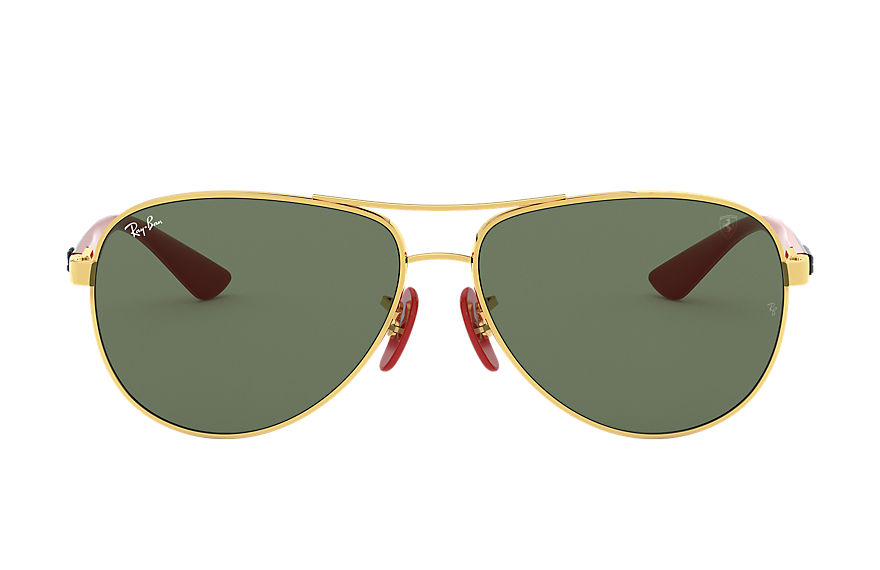 Ray-Ban  sonnenbrillen RB8313M MALE 004 rb8313m scuderia ferrari collection gold 8053672819625