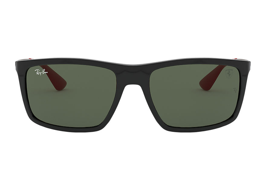 Ray-Ban  sonnenbrillen RB4228M MALE 001 rb4228m scuderia ferrari collection schwarz 8053672819632