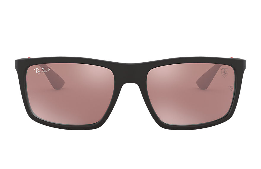 Ray-Ban  sonnenbrillen RB4228M MALE 003 rb4228m scuderia ferrari collection schwarz 8053672819649