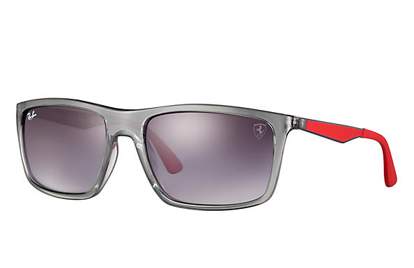 dad8066f460 Ray-Ban Rb4228m Scuderia Ferrari Collection RB4228M Negro - Nylon ...