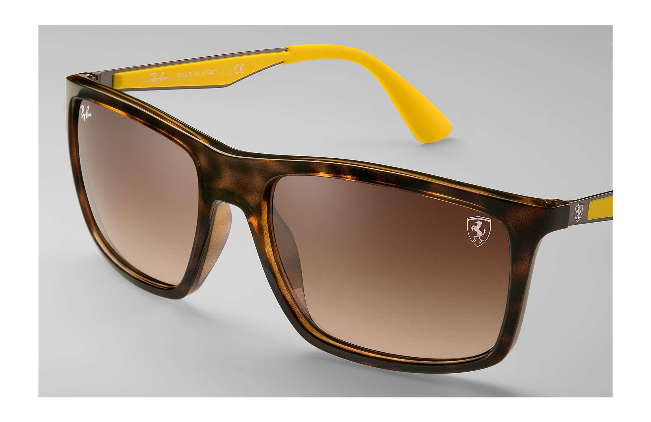 ray ban sonnenbrille gelbe gläser
