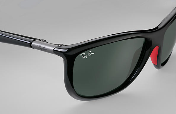 Ray Ban Rb8351m Scuderia Ferrari Collection RB8351M Nero