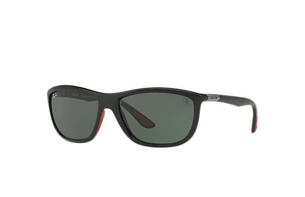 Ray-Ban 0RB8351M-RB8351M SCUDERIA FERRARI COLLECTION Noir SUN