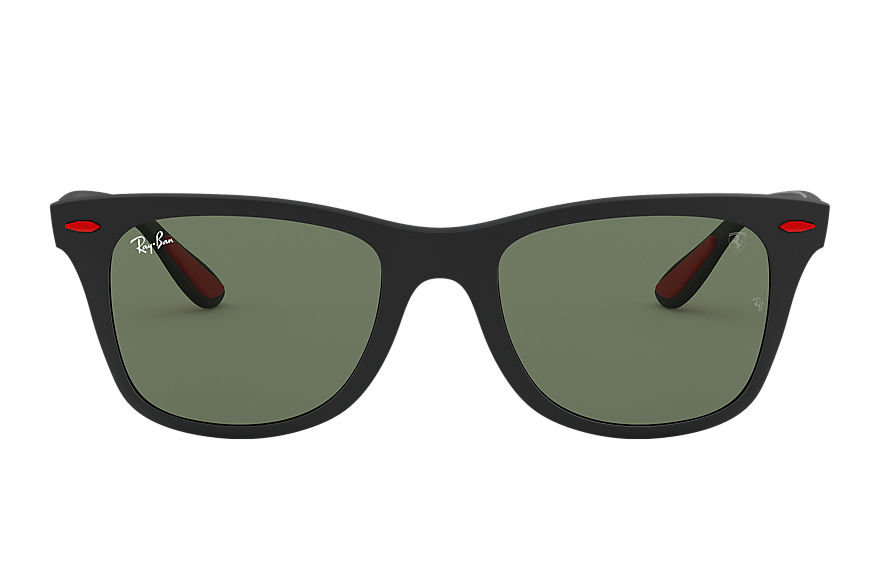 Ray-Ban  sonnenbrillen RB4195M MALE 001 rb4195m scuderia ferrari collection schwarz 8053672819755