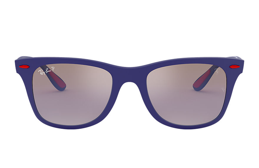 Ray-Ban  sonnenbrillen RB4195M MALE 003 rb4195m scuderia ferrari collection blau 8053672819779