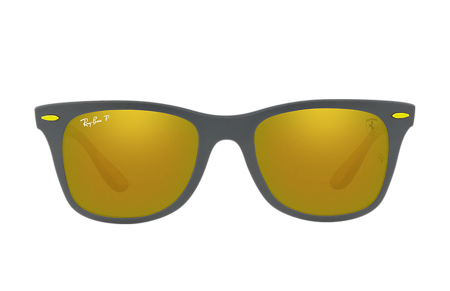 Ray-Ban  sunglasses RB4195M MALE 005 rb4195m scuderia ferrari collection grey 8053672819793
